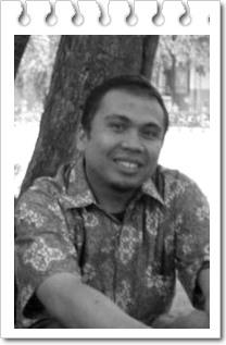 tef - batik bw