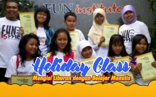 holiday class