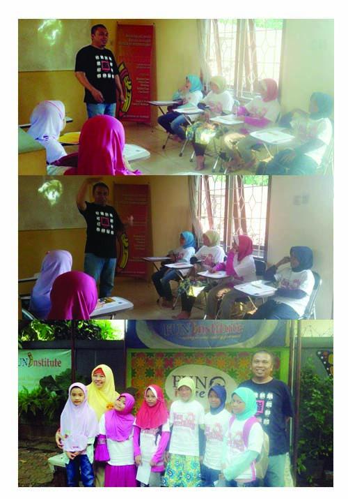 holiday class ramadhan fix