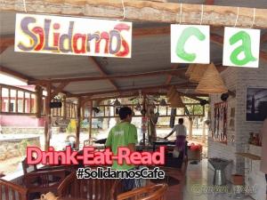 Solidarnos - Drink Eat Read