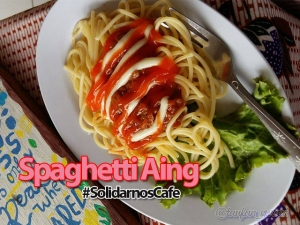 Solidarnos - Spaghetti Aing