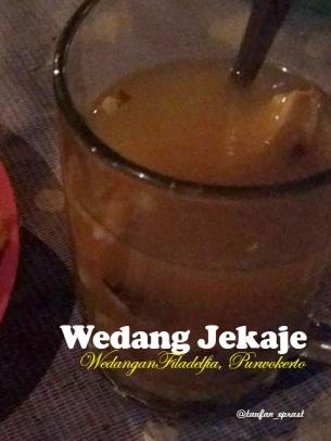 Wedang Jekaje