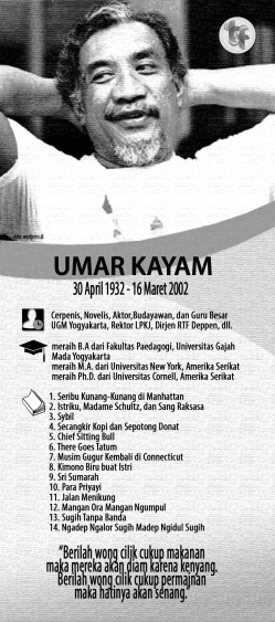 Profil - Umar Kayam
