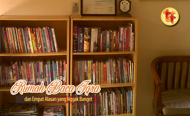 Rumah Baca IQRA1
