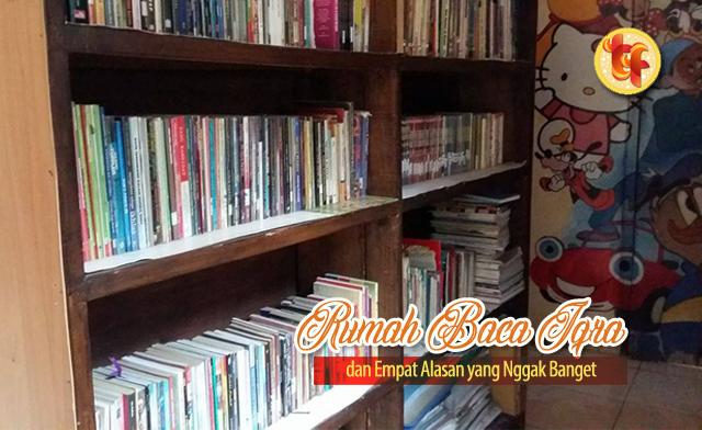 Rumah Baca IQRA3